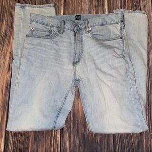Gap slim jeans size 32x32